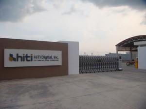 Công ty ACE color technologies - HITI Digital - KCN VSIP II - Bình Dương