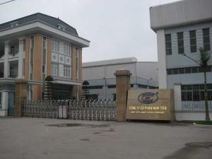 Công ty CP Nam Tiến - Thanh Trì - Hà Nội
