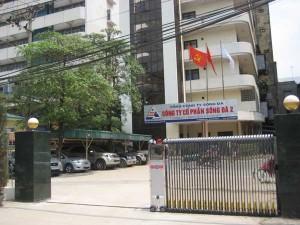 Công ty CP Sông Đà 2 - Thanh Xuân - Hà Nội