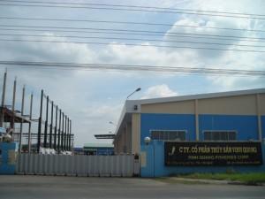 Công ty CP Thủy sản Vinh Quang - Mỹ Tho - Tiền Giang