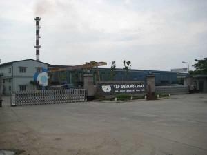 Nhà máy ống thép Hòa Phát - Như Quỳnh - Hưng Yên