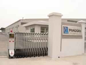 Nhà máy Piaggio - KCN Bình Xuyên - Vĩnh Phúc