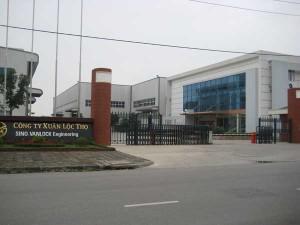 Nhà máy Thiết Bị điện VANLOCK Engineering - Công ty Xuân Lộc Thọ - KCN Ngọc Hồi - Thanh Trì - Hà Nội