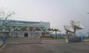 Trạm điều khiển và khai thác vệ tinh Vinasat - Quế Dương