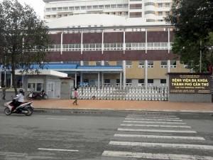 Bệnh Viện Đa Khoa - TP Cần Thơ