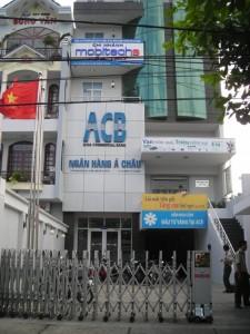 Ngân hàng Á Châu - Bình Thủy - Cần Thơ