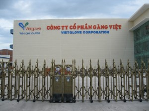 Găng Việt-Bình Dương