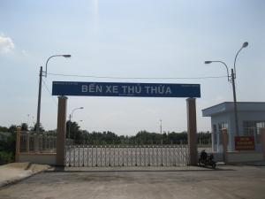 Bến xe Thủ Thừa