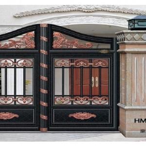 Cổng Biệt Thự HM-AL-LM-127