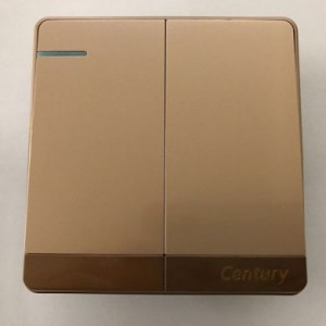 Công tắt 2 nút kép Q1G-2k
