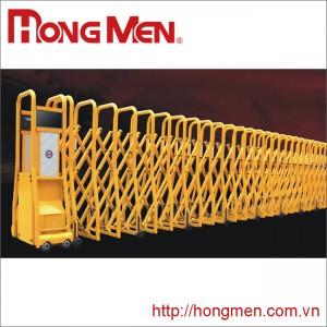 Cổng Xếp Hợp Kim Nhôm SQME-F