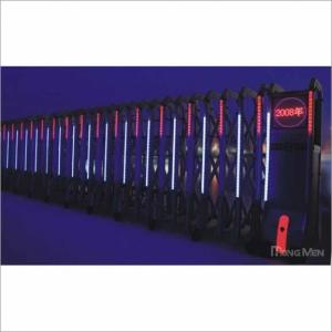 Cổng xếp đèn led S690B-Y+SDG