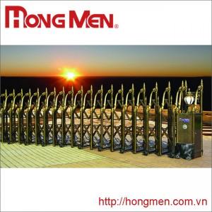 Cổng xếp Đông Phương Thần Vận B-G