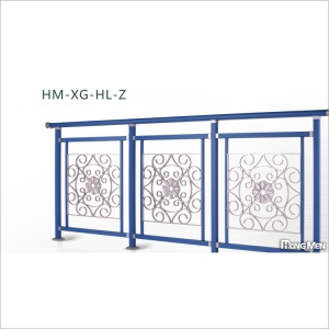 Lan Can Sắt Mạ Kẽm HM-XG-HL-Z