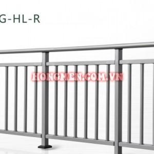 Lan Can Sắt Mạ Kẽm HM-XG-HL-R